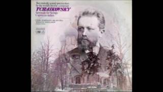 Svetlanov conducts Tchaikovsky - Serenade for Strings, Op. 48: Second Movement [Part 2/4]