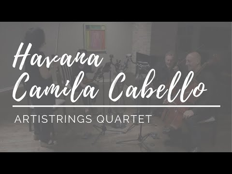 Download Havana String Quartet Sheet Music By Camila Cabello