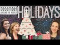 English Lesson  December Holidays Around The World