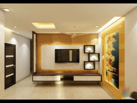 Attractive TV Cabinet Designs For Living Room 2017(AS Royal Decor)