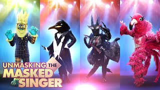 The Masked Singer Episode 5 Reveals Theories And New Clues