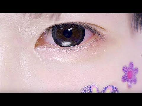 Little Girls Makeup by Hikari Shiina【with English Sub】 #大人なのに女児服着てるメイク【椎名ひかり】