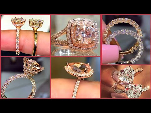 Outstanding Pink Diamond And Rose Gold Proposal Ring And Pink Sapphire Engagement Rings Ideas