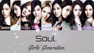Girls' Generation - Soul
