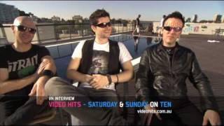 Video Hits Interview The Script [2009] - Part 1
