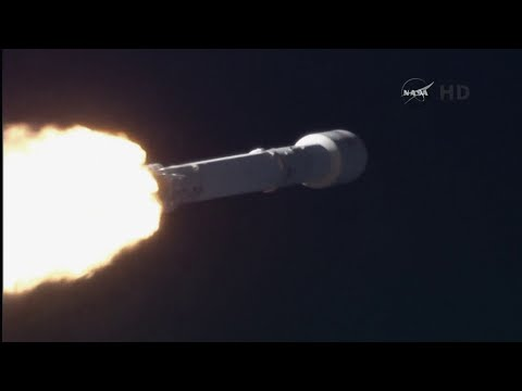 Launch of DSCOVR (Deep Space Climate Observatory)