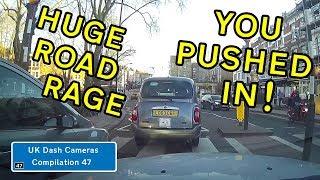 UK Dash Cameras - Compilation 47 - 2018 Bad Drivers, Crashes + Close Calls