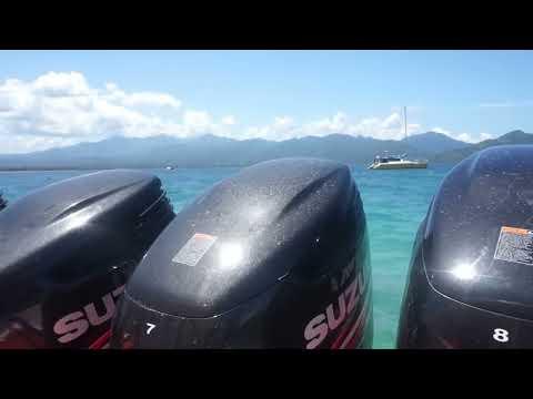 Bali to Gili SpeedBoat 9x300HP SUZUKI superfast