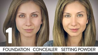 FOCUS FEATURE Series | Foundation, Concealer, Setting Powders Tips
