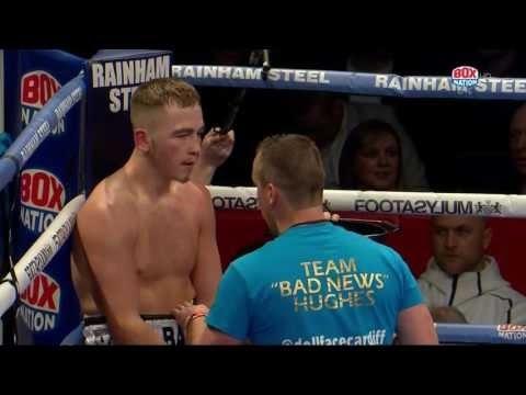 Alex hughes vs harry matthews (11.26.2016) luta de boxe completo