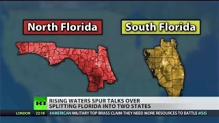 S. Miami politician calls for secession over global warming