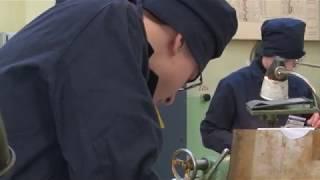 В Заречном участники заводской олимпиады школьников встали к токарным станкам