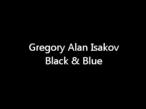 Black & Blue - Gregory Alan Isakov
