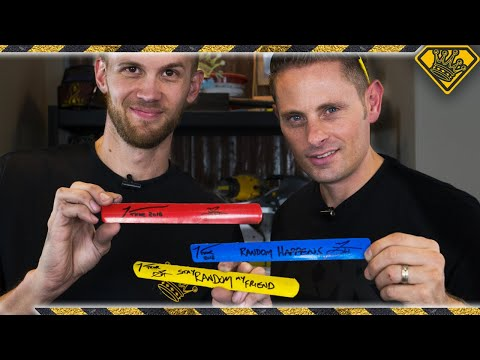 Make SNAP BANDS from Unusual Materials