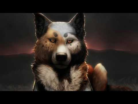 Anime Wolves- Nicotine