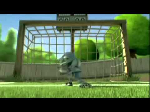 Crazy Frog - We Are The Champions (Reversed/Backwards)