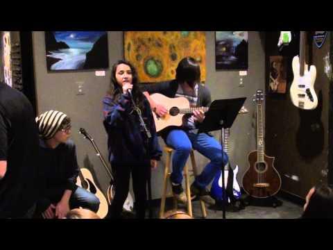 F.C.P.R.E.M.I.X.- The Fall Of Troy (acoustic cover) Deja Brew