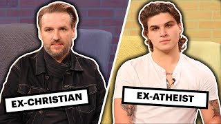 An Ex-Christian And Aฑ Ex-Atheist Answer 10 Questions