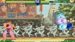 Street Fighter Alpha 3 Xiang Long (ARCADE CPS2) 1CC Dan Playthrough (FULL GAMEPLAY)
