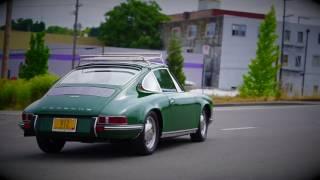 1969 Porsche 912 Driving