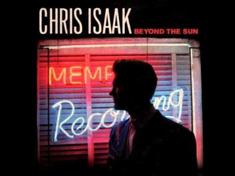 Chris Isaak - My Baby Left Me