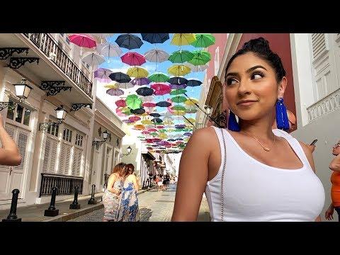 Travel Vlog   San Juan   Puerto Rico