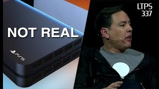 Fake PS5 and Sony patent tricks the Internet. Sony on E3. Rockstar abandons