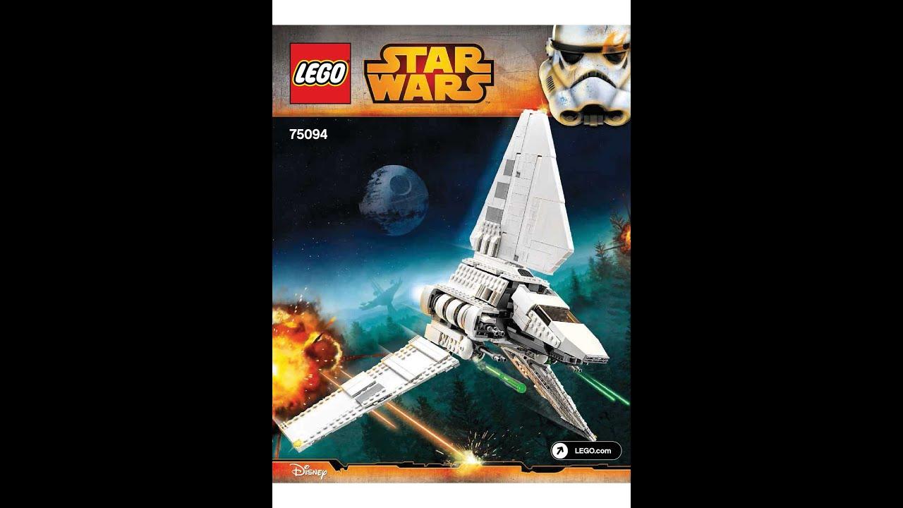 Lego Star Wars Manual Pdf Familyseven