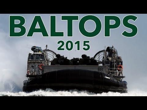 BALTOPS 2015:  A Show of Force in the Baltic Sea