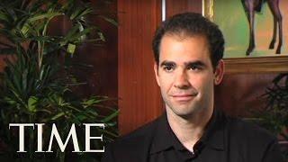 Pete Sampras   TIME Magazine Interviews   TIME