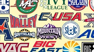 The History of College Football Conference Realignment (1978-2018)