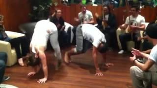 Origem Negra Tarbes Capoeira