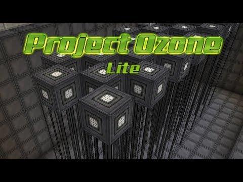 Project Ozone Lite - EXTREME [E40] (HermitCraft Server Modded Minecraft Sky Block)