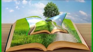Виртуальная книжная выставка ''Я с книгой открываю мир природы''
