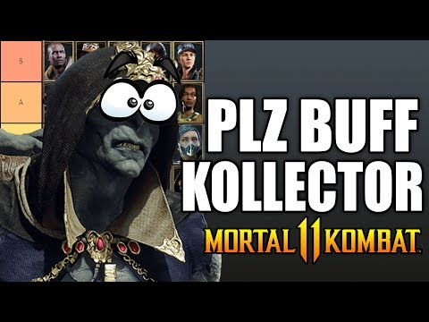 Mortal Kombat 11 - How Terrible is Kollector??