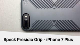 Speck Presidio Grip - iPhone 7 Plus Case Review