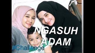 Download lagu Mami Kia aunt Bella Ngasuh Adam seharian MP3