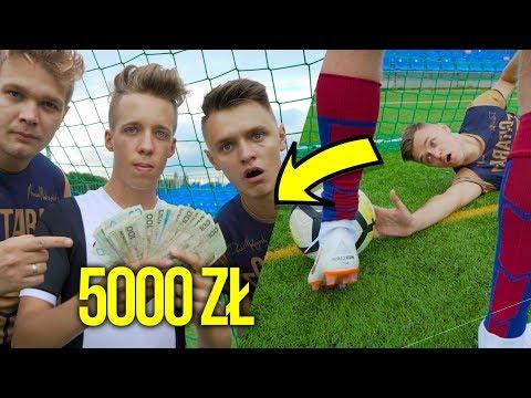 FOOTBALL CHALLENGE Z PNTCMZ *O 5000 ZŁOTYCH!*