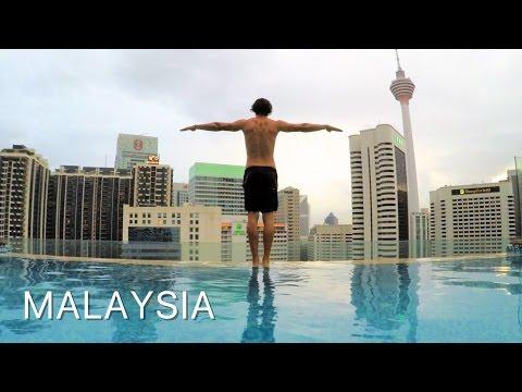 Malaysia Travel Video | DJI Phantom 4 Drone + GoPro Hero 5 | Kuala Lumpur + Langkawi + Penang