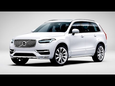 2016 Volvo XC90 T8 TWIN ENGINE PHEV FIRST DRIVE REVIEW (2 of 3)