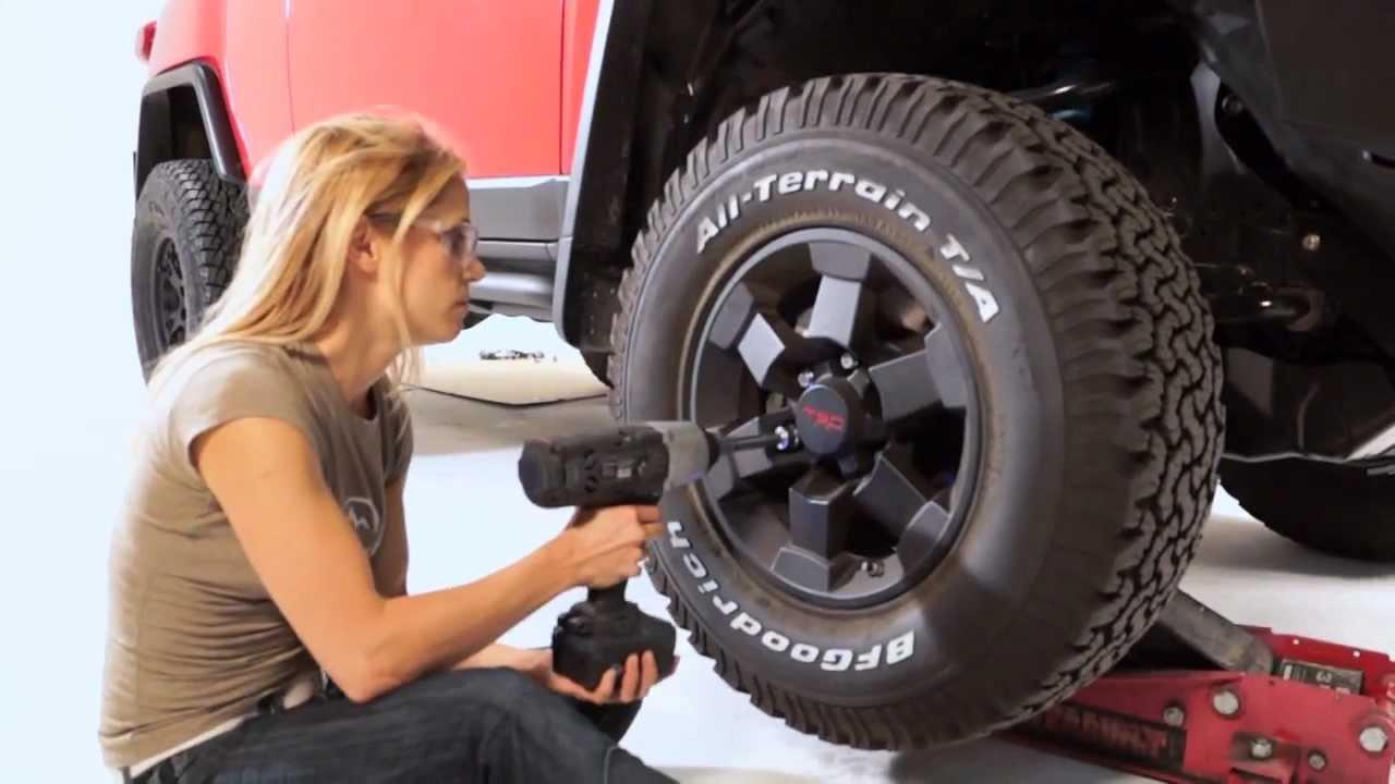 2012 Trail Teams Fj Suspension Wheels Tire S Install