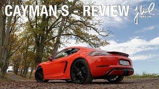 Porsche 718 Cayman S  REVIEW | EP 041