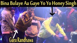 OMG Yo Yo Honey Singh With Guru Randhawa - Latest Live Show 2019