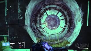 Destiny: The Undying Mind Dark Below Strike Mission - PSX 2014