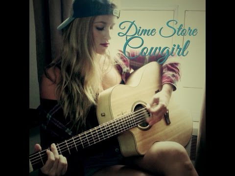 Kacey Musgraves-Dime Store Cowgirl (Caitlin Ward Cover)
