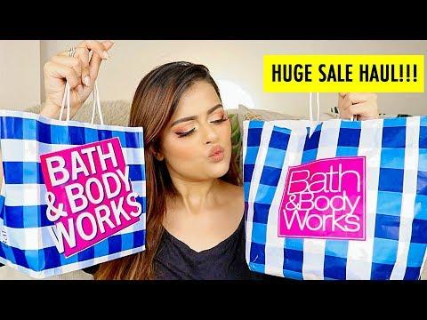 BEST & WORST Of Bath & Body Works India   HUGE HAUL