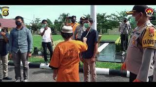Ungkap Kasus Pembunuhan Di Jalan Nias Kota Prabumulih