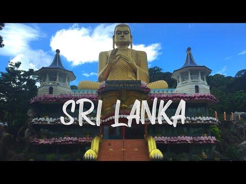 SRI LANKA  -a timelapse journey-