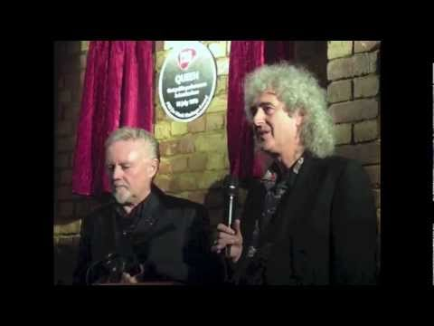 FULL EVENT: Queen PRS for Music Plaque Unveiling, Speeches, Questions 5 March 2013