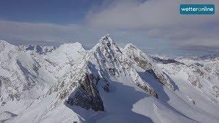 Alpen: Kaiserwetter und Schneemassen (28.11.2019)